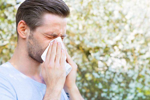 hur gör man allergitest